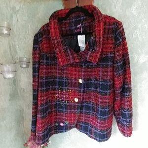 Cute cozy jacket